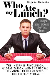 cover who ate my lunch