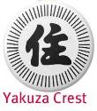 yakuza crest